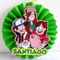 Cyberparty Cl Cotillon Gravity Falls