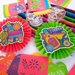 Pack Deco Mexico