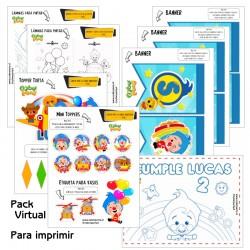 Pack Virtual Cuarentena